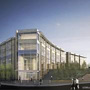 proposed Minnesota Legislative Office Building